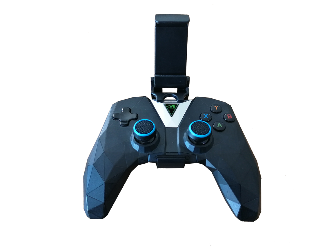 Foldable Game Controller Holder for Cell Phones